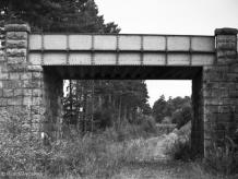 Bridges similar to these on the Deeside line now often have replacement decking and parapets,  If you want to see an original visit Torphins