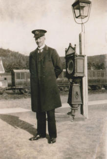 Station Master, Ballater, 1873 to May 1961