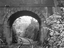 Bridge over Culter Paper Mill branch 2 Sep 1966
