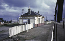 Elgin to Cairnie train, Sept 1967