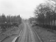 Torphins minor box stands near a short steeply inclined siding at the eastern end of the station it simultaneously prevented a catastrophe from a runaway and enabled it to achieve low orbit albeit briefly