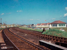 The approaches to Fraserburgh with the down main Buchan signals intact and the St Comb's ones removed place this shot probably around the summer of 1965